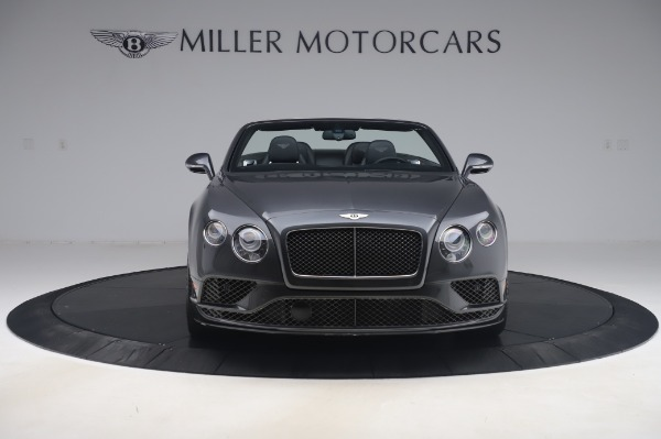 Used 2016 Bentley Continental GTC Speed for sale $146,900 at Pagani of Greenwich in Greenwich CT 06830 11