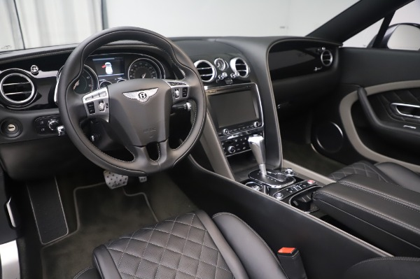 Used 2016 Bentley Continental GT Speed for sale Sold at Pagani of Greenwich in Greenwich CT 06830 17