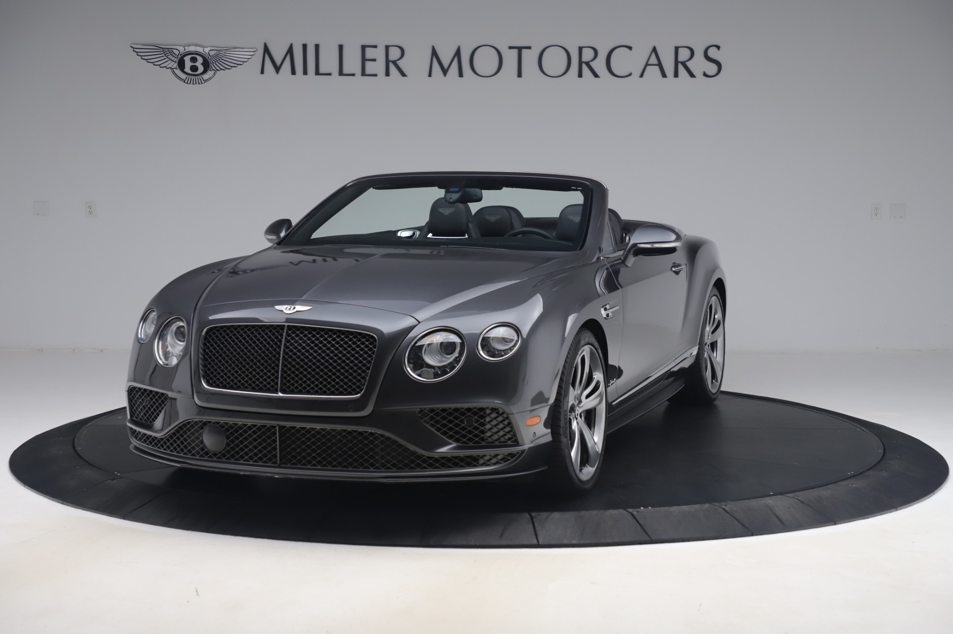 Used 2016 Bentley Continental GTC Speed for sale $146,900 at Pagani of Greenwich in Greenwich CT 06830 1