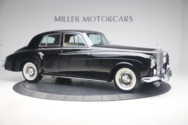 Used 1965 Rolls-Royce Silver Cloud III for sale $99,900 at Pagani of Greenwich in Greenwich CT 06830 11