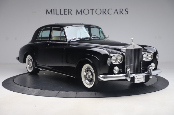 Used 1965 Rolls-Royce Silver Cloud III for sale $99,900 at Pagani of Greenwich in Greenwich CT 06830 12