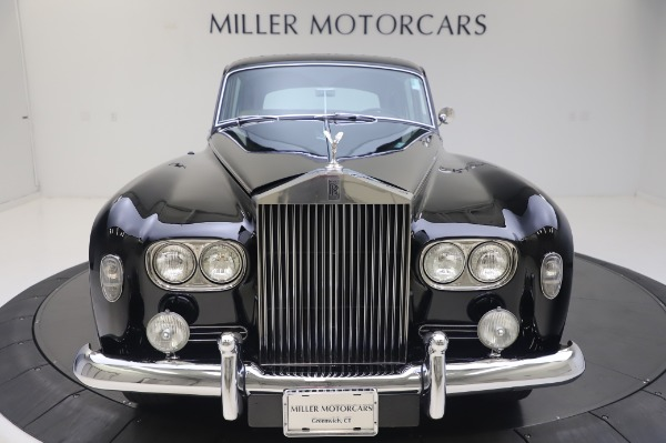 Used 1965 Rolls-Royce Silver Cloud III for sale $99,900 at Pagani of Greenwich in Greenwich CT 06830 13