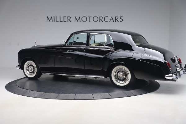 Used 1965 Rolls-Royce Silver Cloud III for sale $99,900 at Pagani of Greenwich in Greenwich CT 06830 4