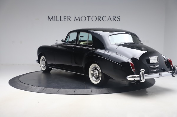 Used 1965 Rolls-Royce Silver Cloud III for sale $99,900 at Pagani of Greenwich in Greenwich CT 06830 5
