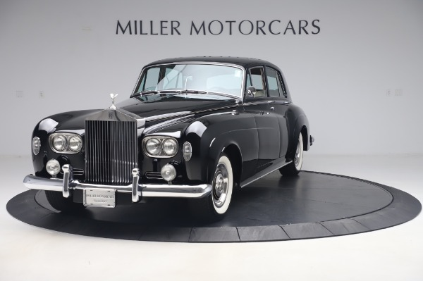 Used 1965 Rolls-Royce Silver Cloud III for sale $99,900 at Pagani of Greenwich in Greenwich CT 06830 1