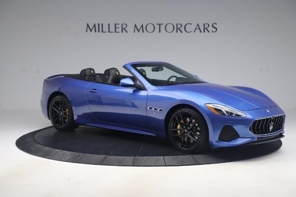 New 2019 Maserati GranTurismo Sport for sale Sold at Pagani of Greenwich in Greenwich CT 06830 10