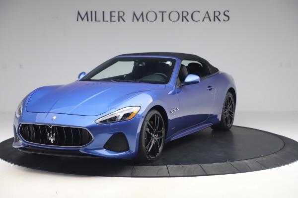New 2019 Maserati GranTurismo Sport for sale Sold at Pagani of Greenwich in Greenwich CT 06830 13