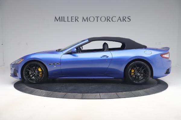 New 2019 Maserati GranTurismo Sport for sale Sold at Pagani of Greenwich in Greenwich CT 06830 14