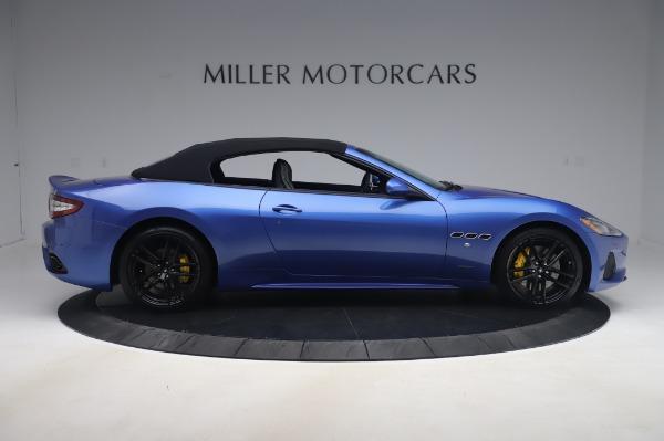 New 2019 Maserati GranTurismo Sport for sale Sold at Pagani of Greenwich in Greenwich CT 06830 18