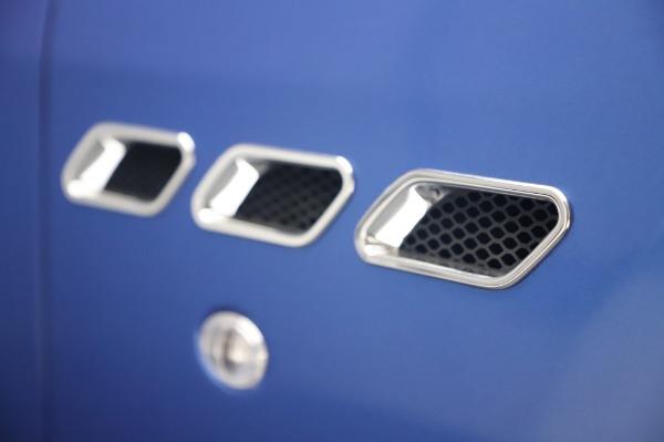 New 2019 Maserati GranTurismo Sport for sale Sold at Pagani of Greenwich in Greenwich CT 06830 19