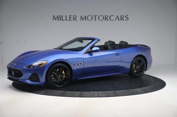 New 2019 Maserati GranTurismo Sport for sale Sold at Pagani of Greenwich in Greenwich CT 06830 2