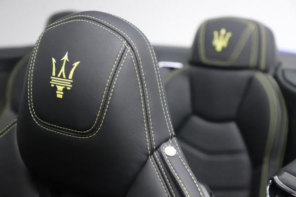 New 2019 Maserati GranTurismo Sport for sale Sold at Pagani of Greenwich in Greenwich CT 06830 22
