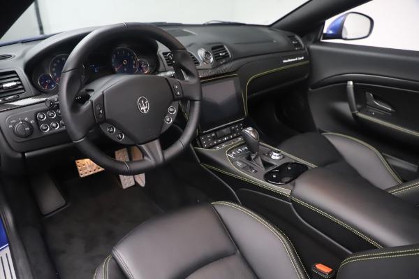 New 2019 Maserati GranTurismo Sport for sale Sold at Pagani of Greenwich in Greenwich CT 06830 23