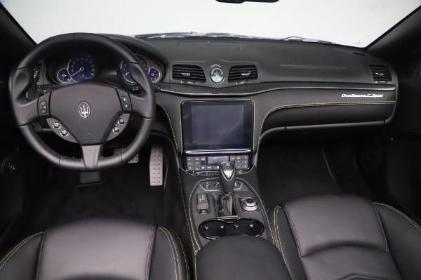 New 2019 Maserati GranTurismo Sport for sale Sold at Pagani of Greenwich in Greenwich CT 06830 26