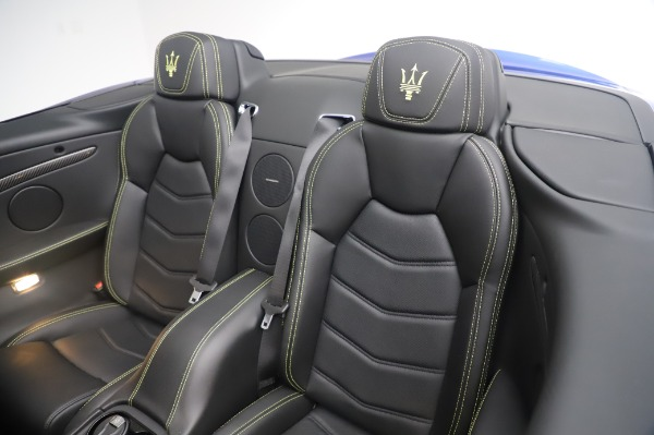 New 2019 Maserati GranTurismo Sport for sale Sold at Pagani of Greenwich in Greenwich CT 06830 28