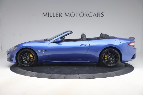 New 2019 Maserati GranTurismo Sport for sale Sold at Pagani of Greenwich in Greenwich CT 06830 3