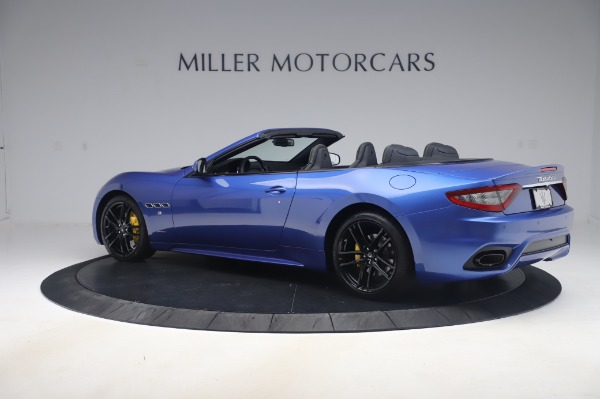 New 2019 Maserati GranTurismo Sport for sale Sold at Pagani of Greenwich in Greenwich CT 06830 4