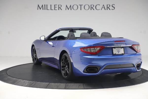 New 2019 Maserati GranTurismo Sport for sale Sold at Pagani of Greenwich in Greenwich CT 06830 5