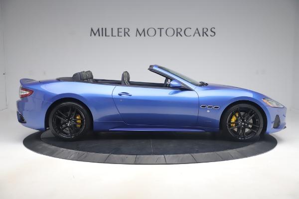 New 2019 Maserati GranTurismo Sport for sale Sold at Pagani of Greenwich in Greenwich CT 06830 9