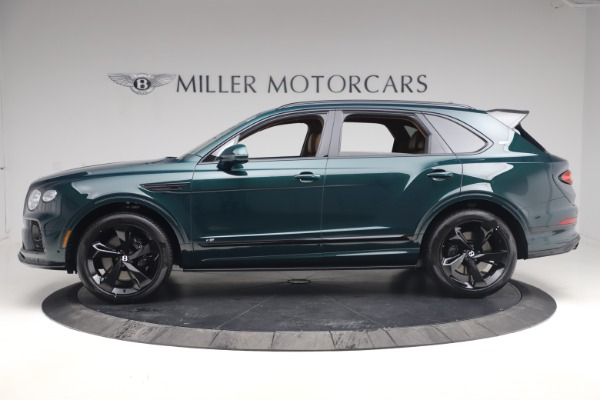 New 2021 Bentley Bentayga V8 First Edition for sale $265,205 at Pagani of Greenwich in Greenwich CT 06830 3