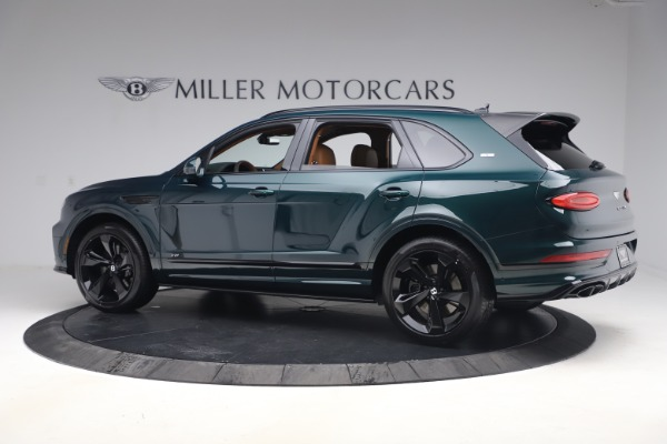 New 2021 Bentley Bentayga V8 First Edition for sale $265,205 at Pagani of Greenwich in Greenwich CT 06830 4