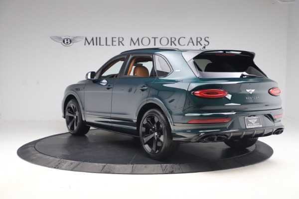 New 2021 Bentley Bentayga V8 First Edition for sale $265,205 at Pagani of Greenwich in Greenwich CT 06830 5