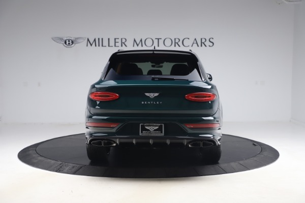 New 2021 Bentley Bentayga V8 First Edition for sale $265,205 at Pagani of Greenwich in Greenwich CT 06830 6