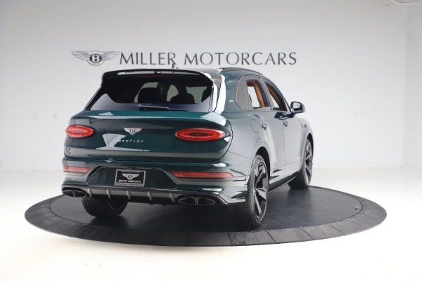 New 2021 Bentley Bentayga V8 First Edition for sale $265,205 at Pagani of Greenwich in Greenwich CT 06830 7