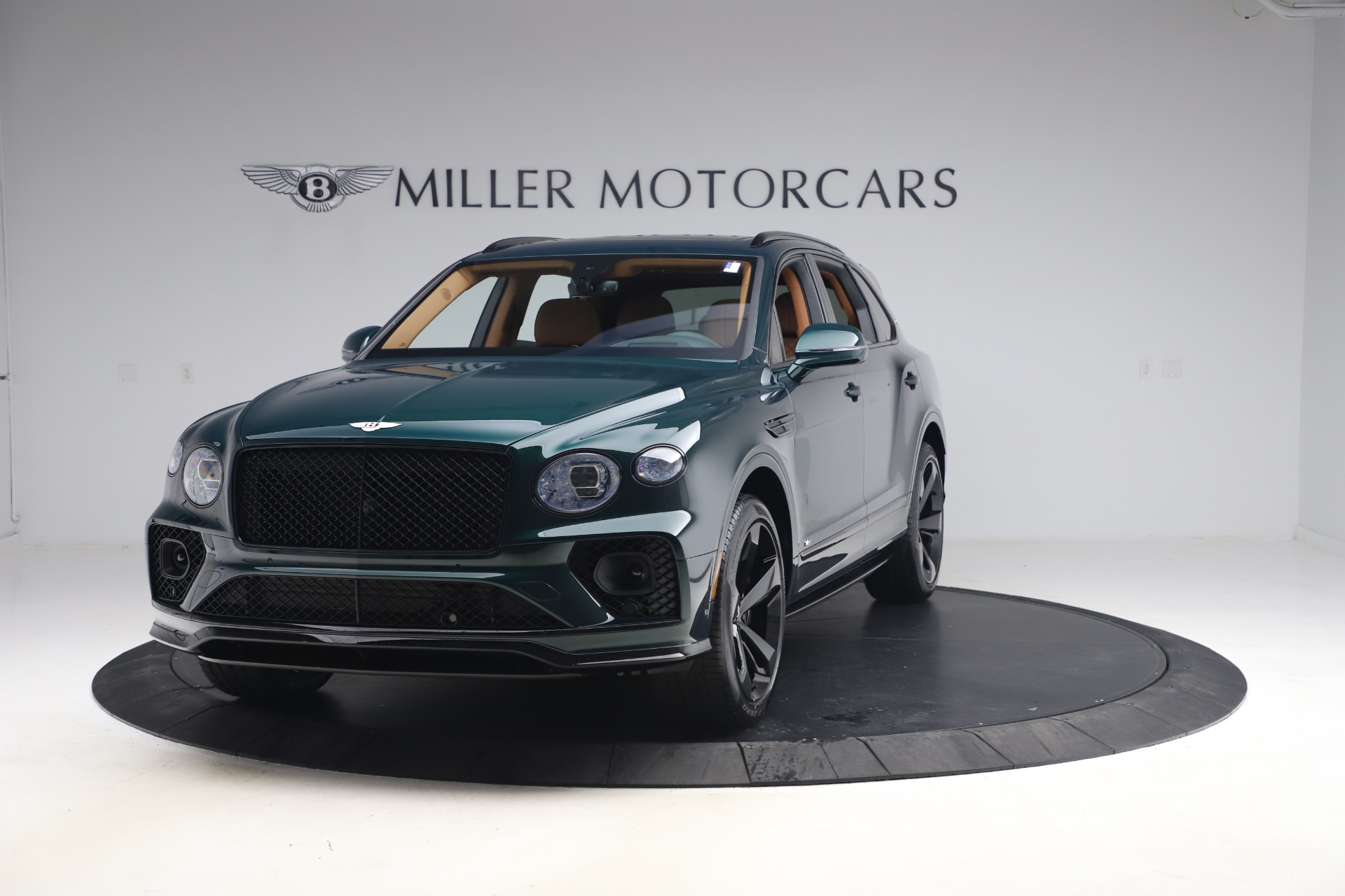 New 2021 Bentley Bentayga V8 First Edition for sale $265,205 at Pagani of Greenwich in Greenwich CT 06830 1