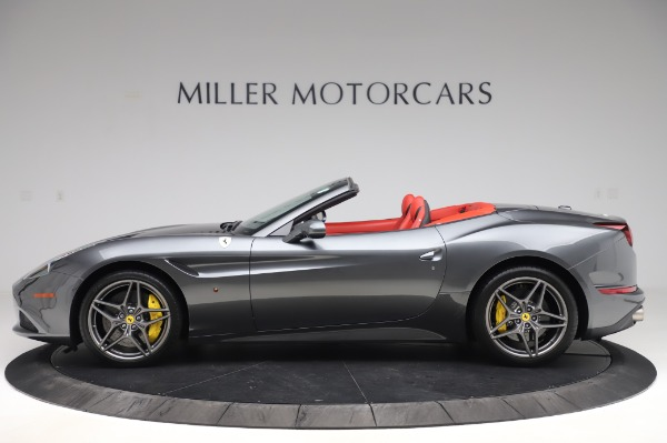 Used 2015 Ferrari California T for sale Sold at Pagani of Greenwich in Greenwich CT 06830 3