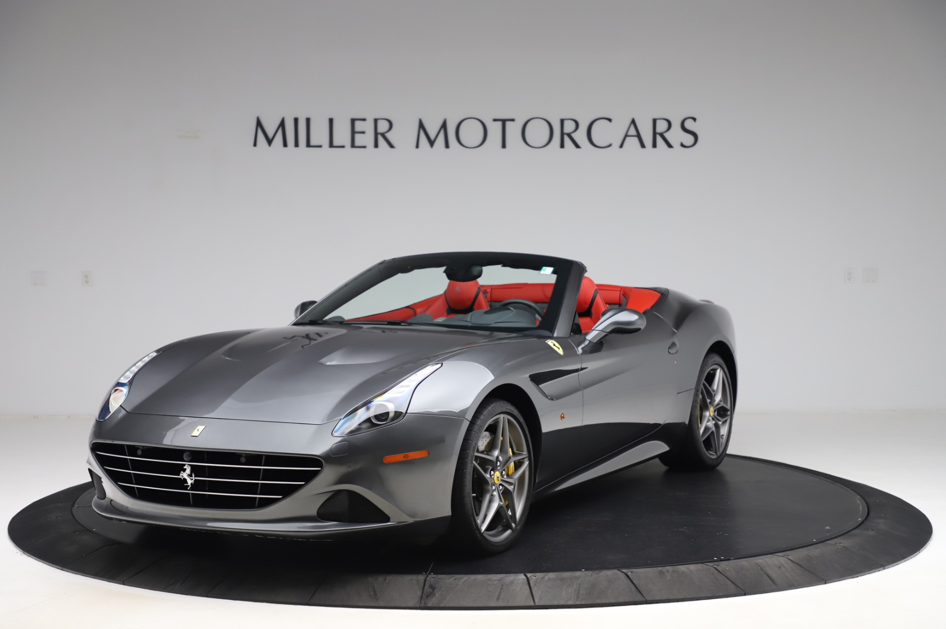 Pre Owned 2015 Ferrari California T For Sale Special Pricing Pagani Of Greenwich Stock 4687