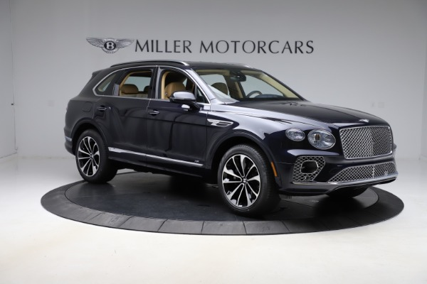 New 2021 Bentley Bentayga V8 for sale $209,755 at Pagani of Greenwich in Greenwich CT 06830 12