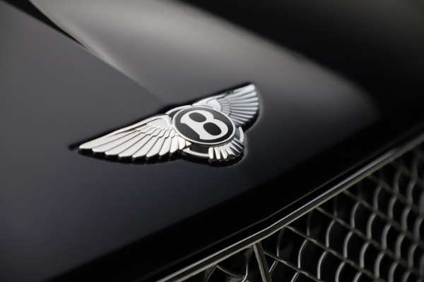 New 2021 Bentley Bentayga V8 for sale $209,755 at Pagani of Greenwich in Greenwich CT 06830 15