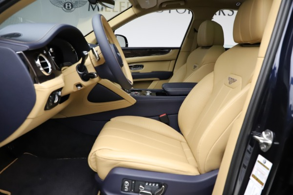 New 2021 Bentley Bentayga V8 for sale $209,755 at Pagani of Greenwich in Greenwich CT 06830 18
