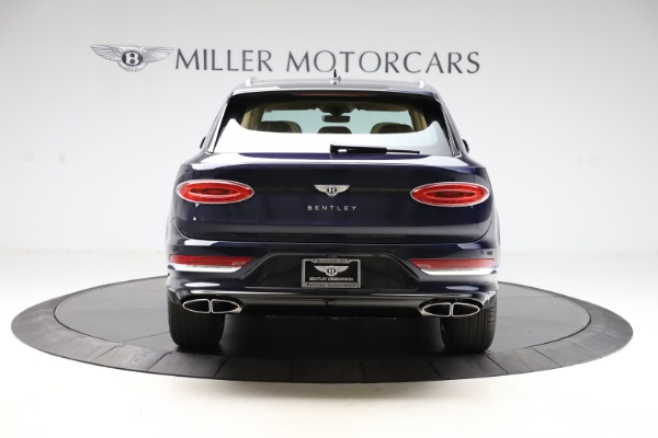 New 2021 Bentley Bentayga V8 for sale $209,755 at Pagani of Greenwich in Greenwich CT 06830 7