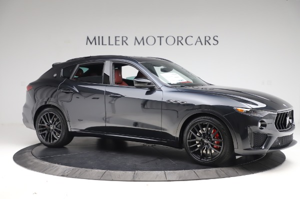 New 2020 Maserati Levante GTS for sale Sold at Pagani of Greenwich in Greenwich CT 06830 10