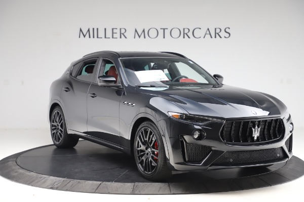 New 2020 Maserati Levante GTS for sale Sold at Pagani of Greenwich in Greenwich CT 06830 11