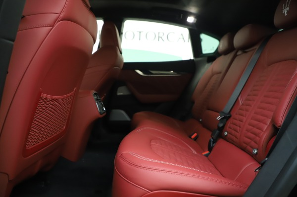 New 2020 Maserati Levante GTS for sale Sold at Pagani of Greenwich in Greenwich CT 06830 19