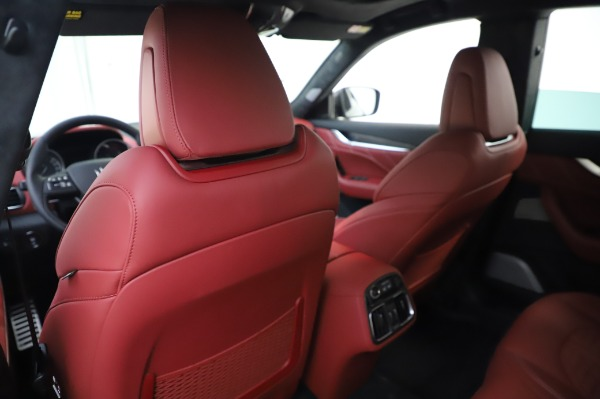 New 2020 Maserati Levante GTS for sale Sold at Pagani of Greenwich in Greenwich CT 06830 20