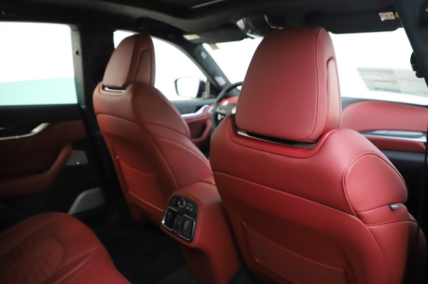 New 2020 Maserati Levante GTS for sale Sold at Pagani of Greenwich in Greenwich CT 06830 28