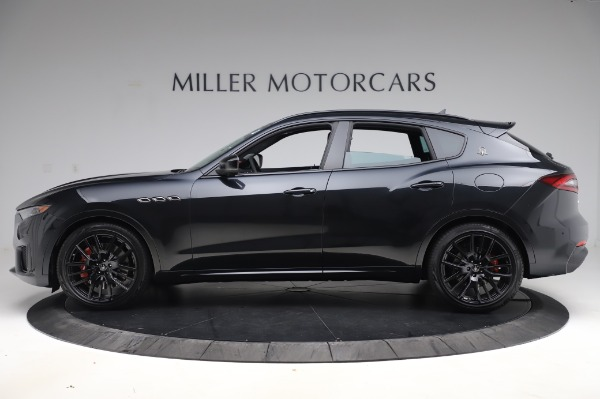 New 2020 Maserati Levante GTS for sale Sold at Pagani of Greenwich in Greenwich CT 06830 3