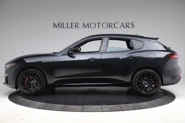 New 2020 Maserati Levante GTS for sale $135,649 at Pagani of Greenwich in Greenwich CT 06830 3