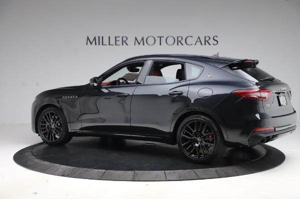 New 2020 Maserati Levante GTS for sale $135,649 at Pagani of Greenwich in Greenwich CT 06830 4