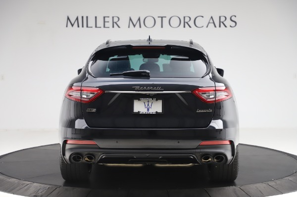 New 2020 Maserati Levante GTS for sale Sold at Pagani of Greenwich in Greenwich CT 06830 6