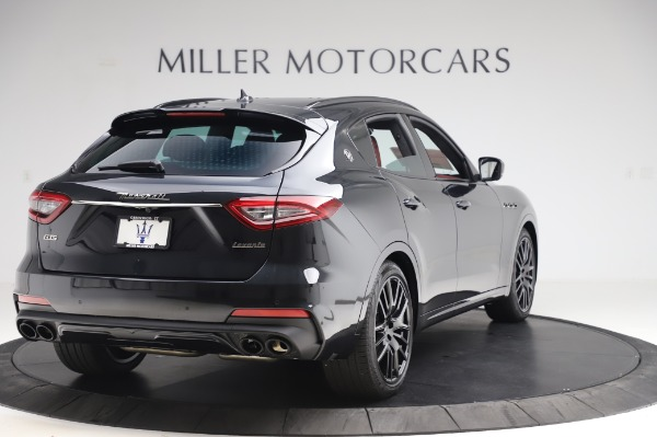 New 2020 Maserati Levante GTS for sale Sold at Pagani of Greenwich in Greenwich CT 06830 7