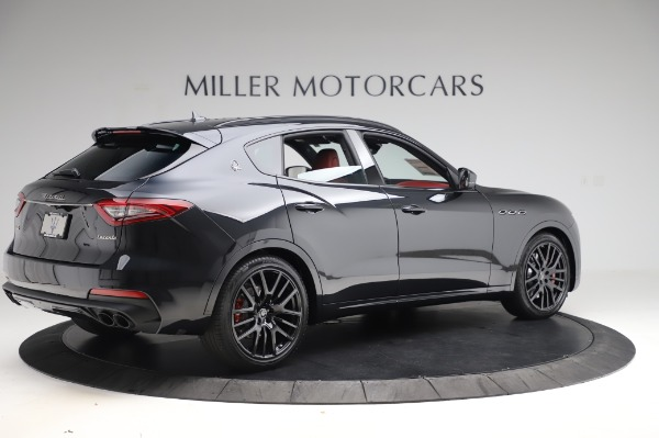 New 2020 Maserati Levante GTS for sale Sold at Pagani of Greenwich in Greenwich CT 06830 8