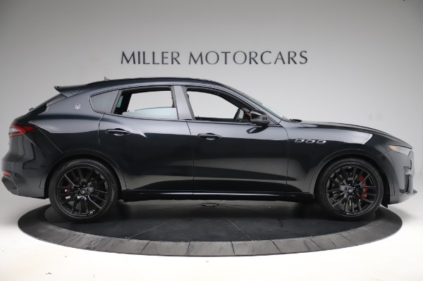 New 2020 Maserati Levante GTS for sale Sold at Pagani of Greenwich in Greenwich CT 06830 9