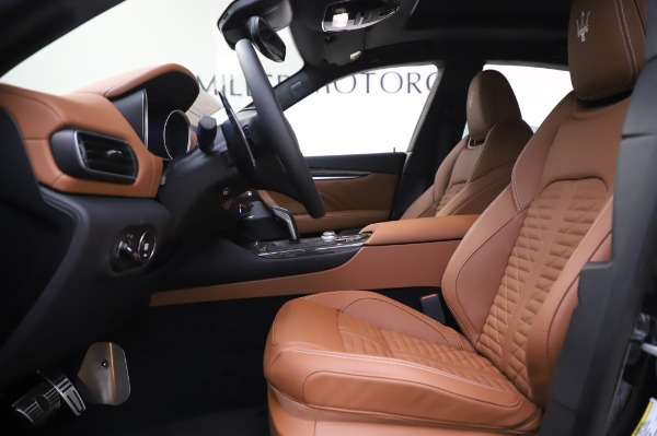 New 2020 Maserati Levante GTS for sale Sold at Pagani of Greenwich in Greenwich CT 06830 15