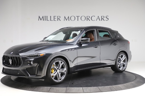 New 2020 Maserati Levante GTS for sale Sold at Pagani of Greenwich in Greenwich CT 06830 2
