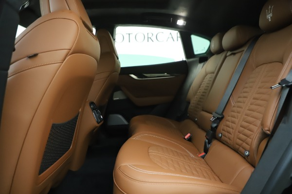 New 2020 Maserati Levante GTS for sale Sold at Pagani of Greenwich in Greenwich CT 06830 21